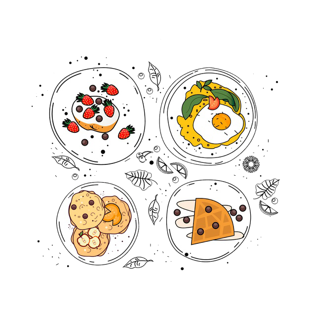 عادت اهمیت دادن به غذا
